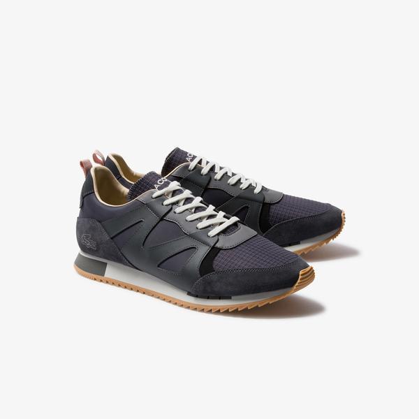 Lacoste Aesthet 120 3 Sma Sneakers Męskie Skórzane