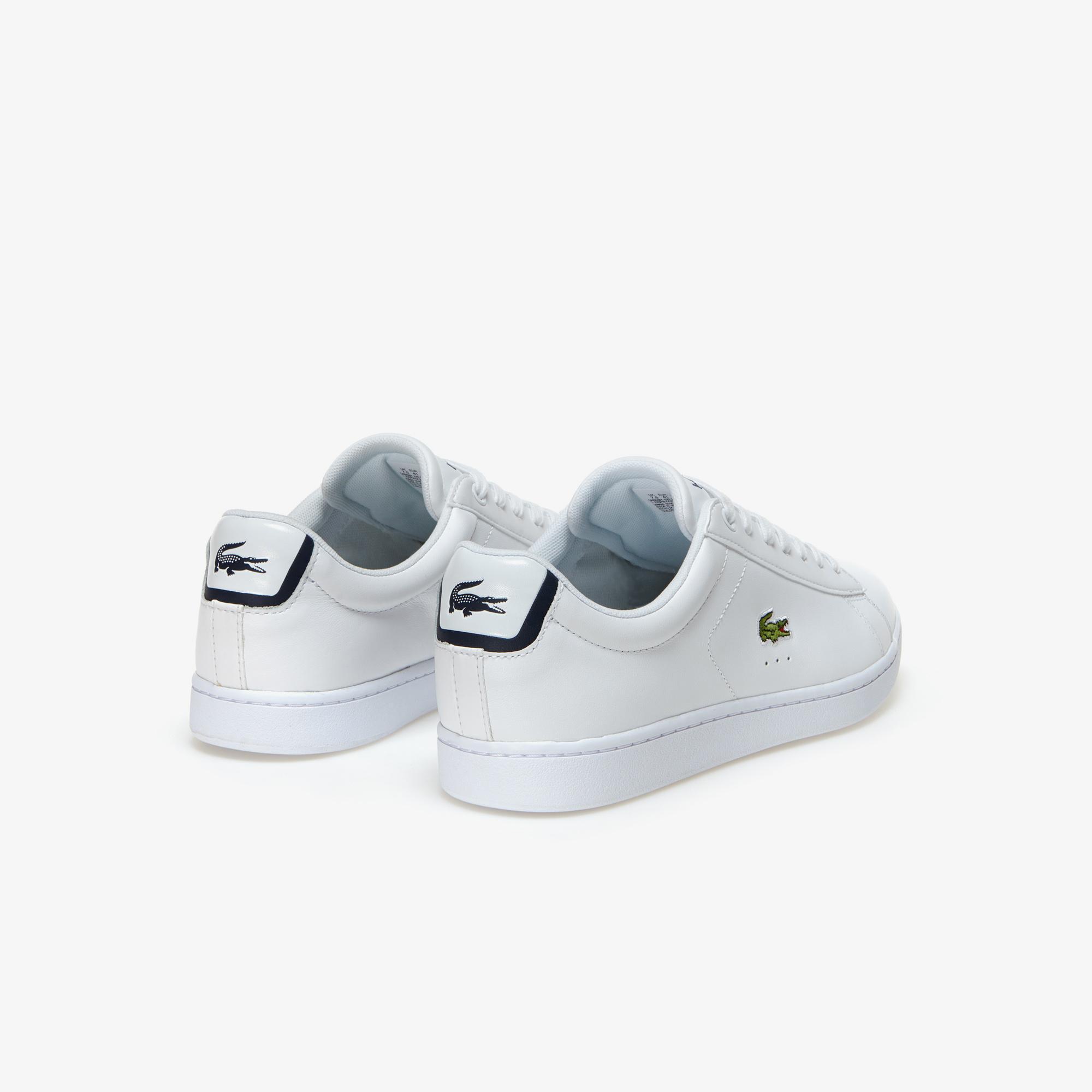 Lacoste Carnaby Evo BL 1 Męskie Skórzane Sneakersy
