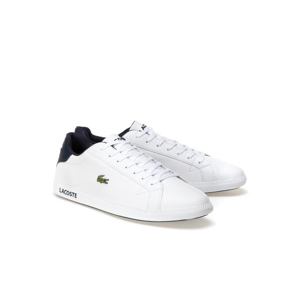 Lacoste Graduate Lcr3 Spm Sneakers Męskie Skórzane