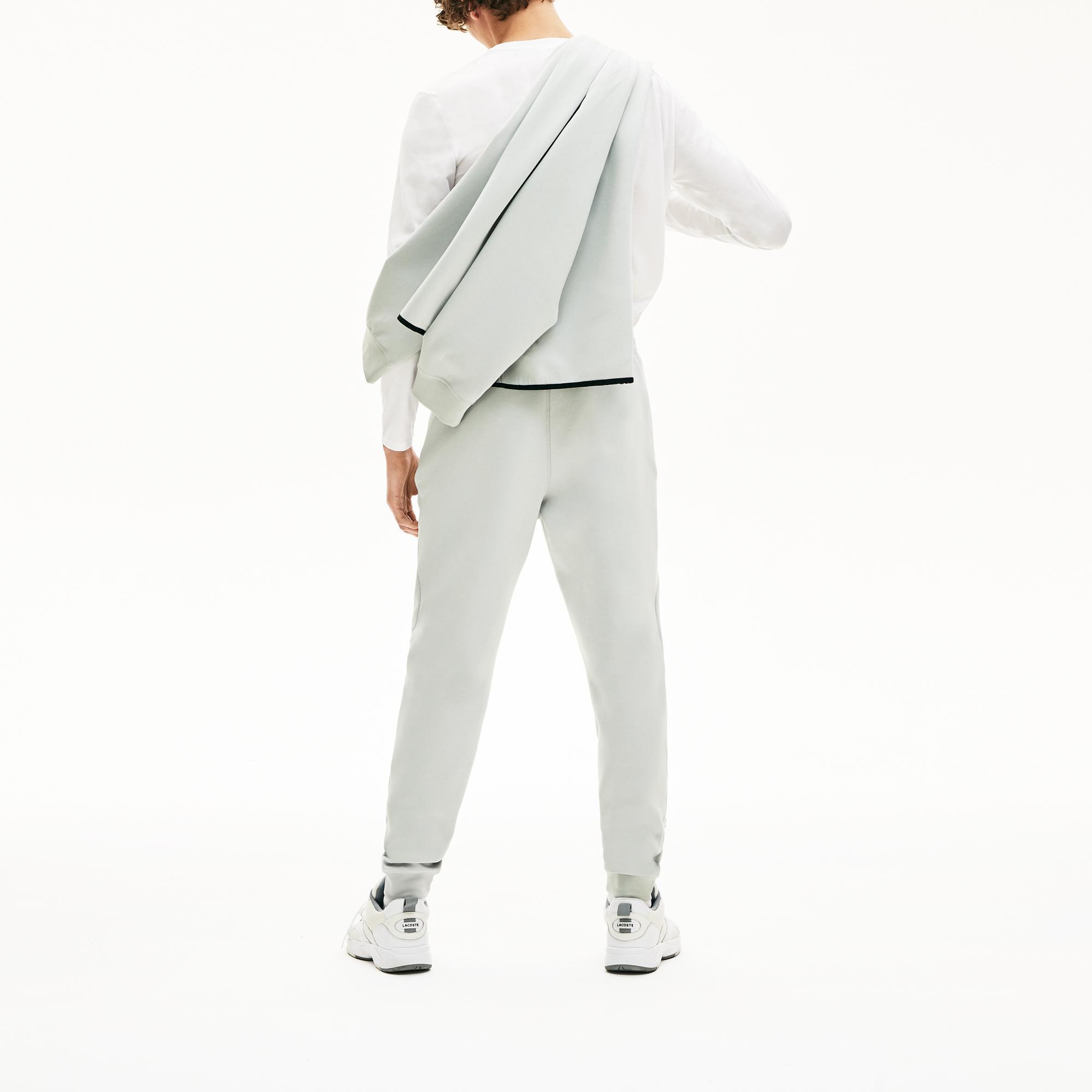 Lacoste Męskie Spodnie Dresowe Motion Z Elastycznej Bawełny