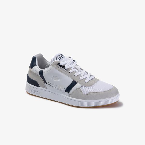 Lacoste T-Clip Evo 120 2 Us Sma Sneakers Męskie Skórzane