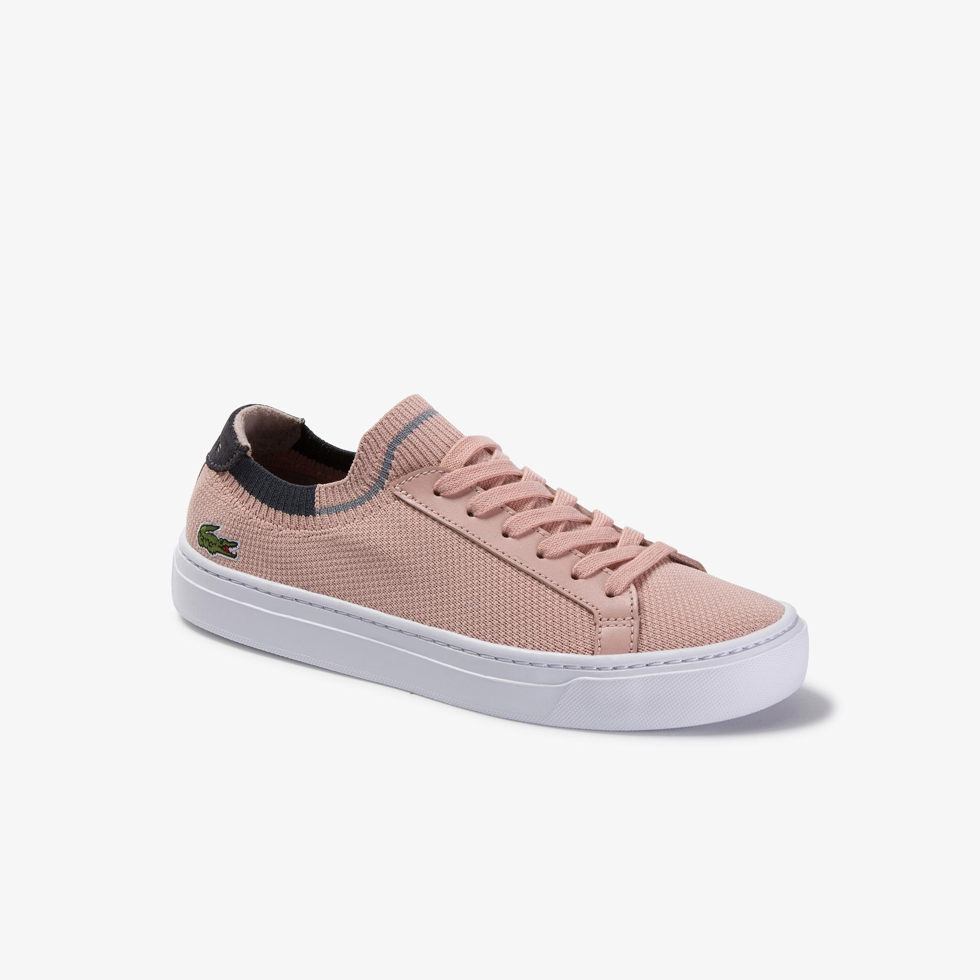 Lacoste La Piquée 120 1 Damskie Textile Sneakersy