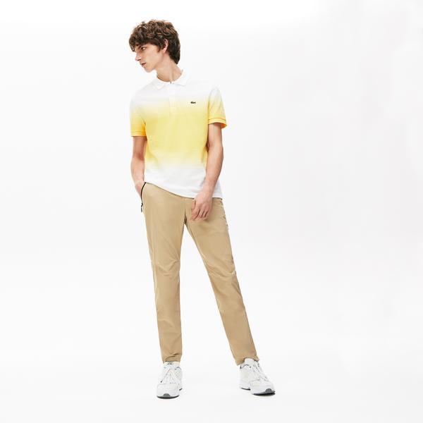 Lacoste Męskie Ergonomiczne Spodnie Motion