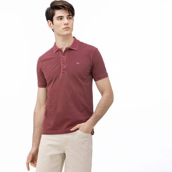 Lacoste Męska Koszulka Polo Slim Fit