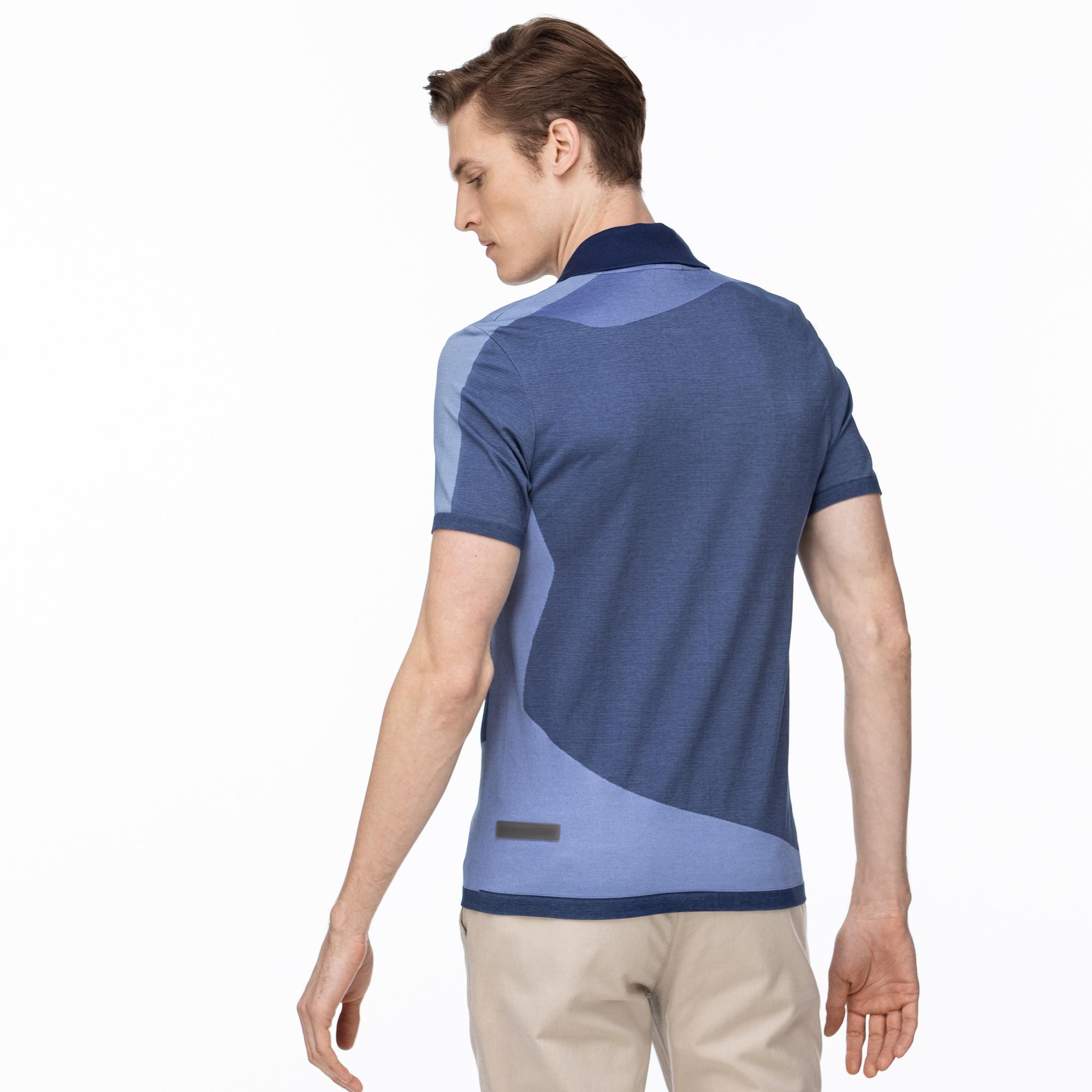 Lacoste Męska Ergonomiczna Koszulka Polo Motion