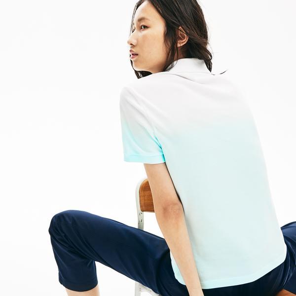 Lacoste Damska Koszulka Polo Z Organicznej Piki Bawełnianej Made İn France