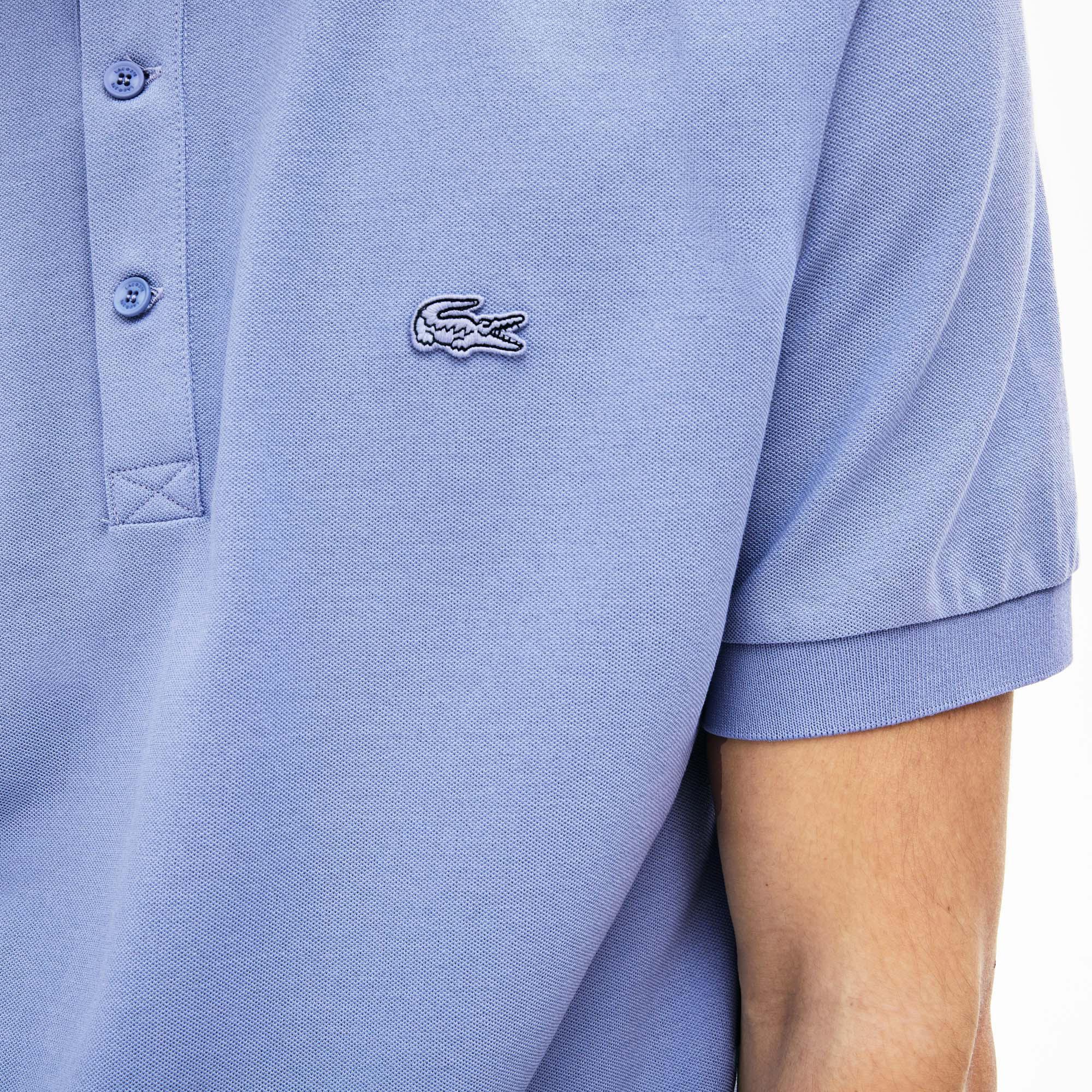 Lacoste Męska Klasyczna Koszulka Polo Classic Fit