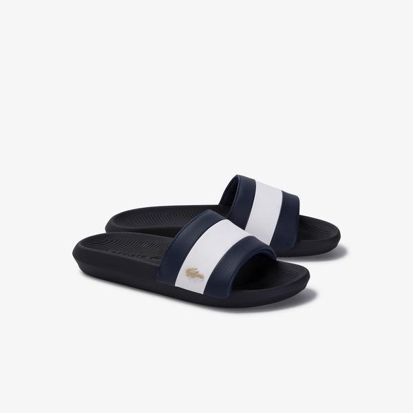 Lacoste Croco Slide 120 3 Us Damskie Slippers