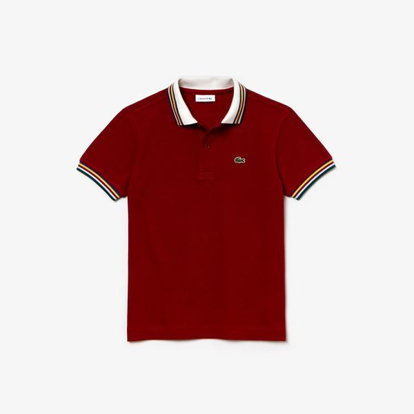 Lacoste Children S/S polo