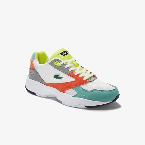 Lacoste Storm 96 Lo 0120 2 Sfa Damskie Sneakersy