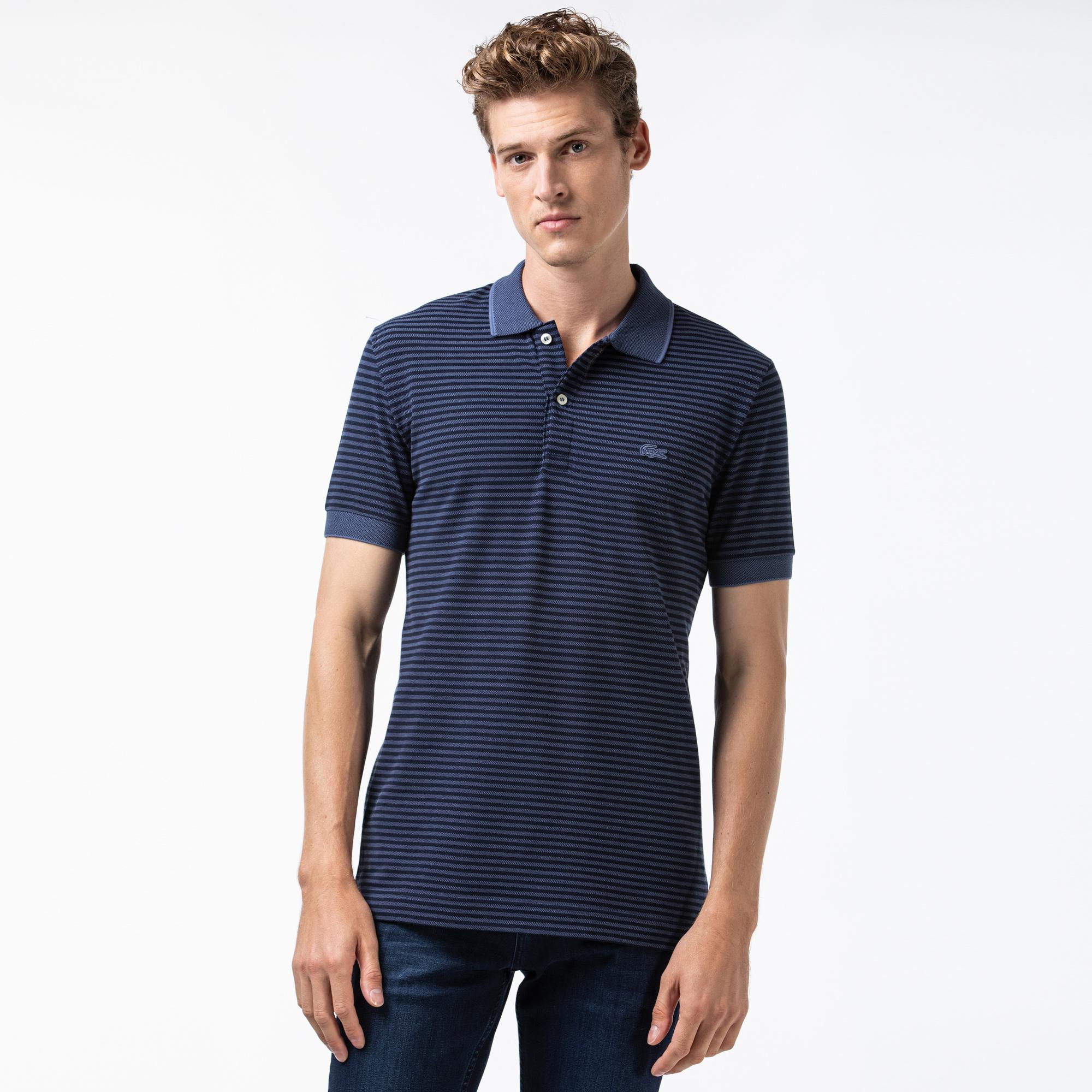 Lacoste Męska Koszulka Polo Regular Fit