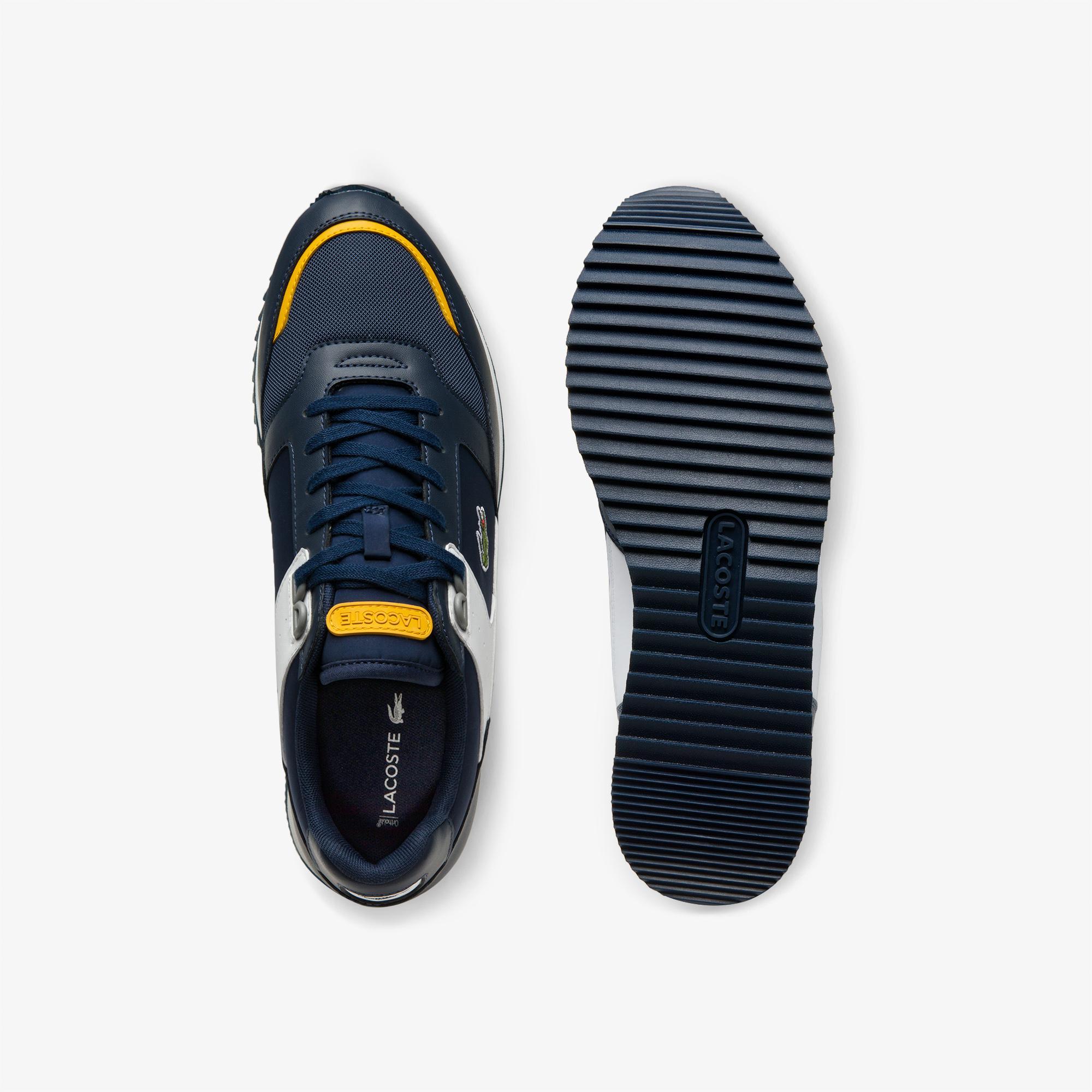 Lacoste Partner Pıste 01201 Sma Męskie Sneakersy