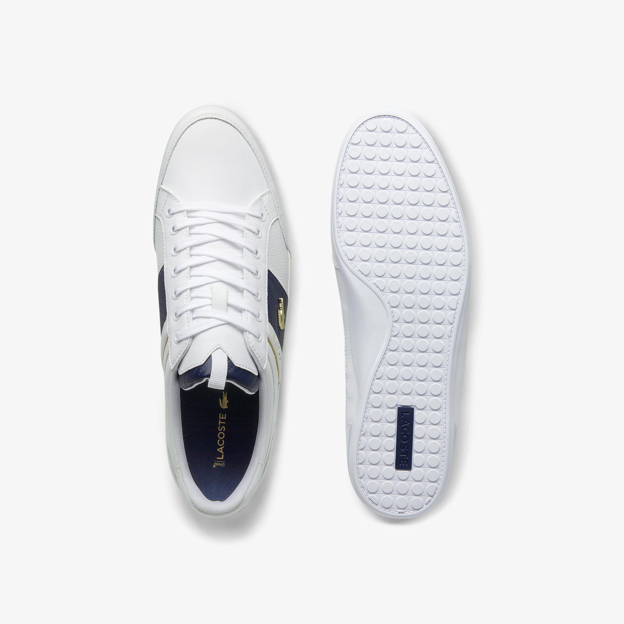 Lacoste Chaymon 0120 1 Cma Męskie skórzane buty