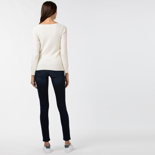 Lacoste Women's Slim Fit Trousers