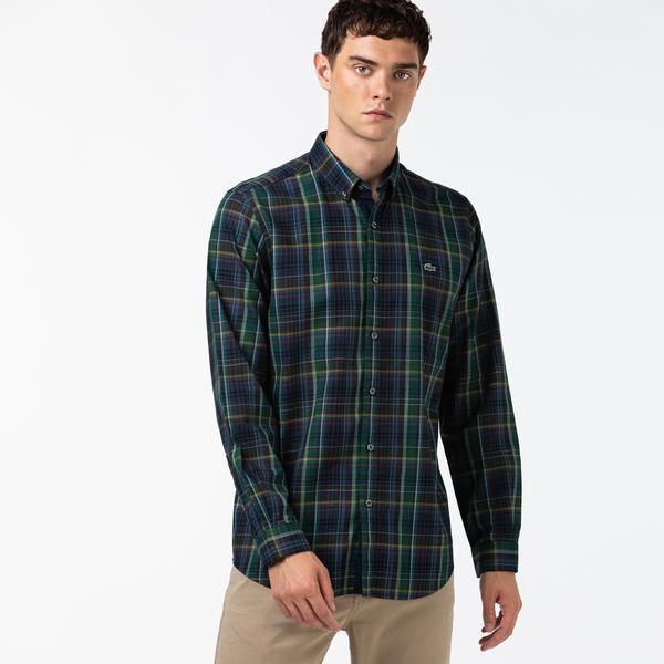 Lacoste Koszula Męska Regular Fit