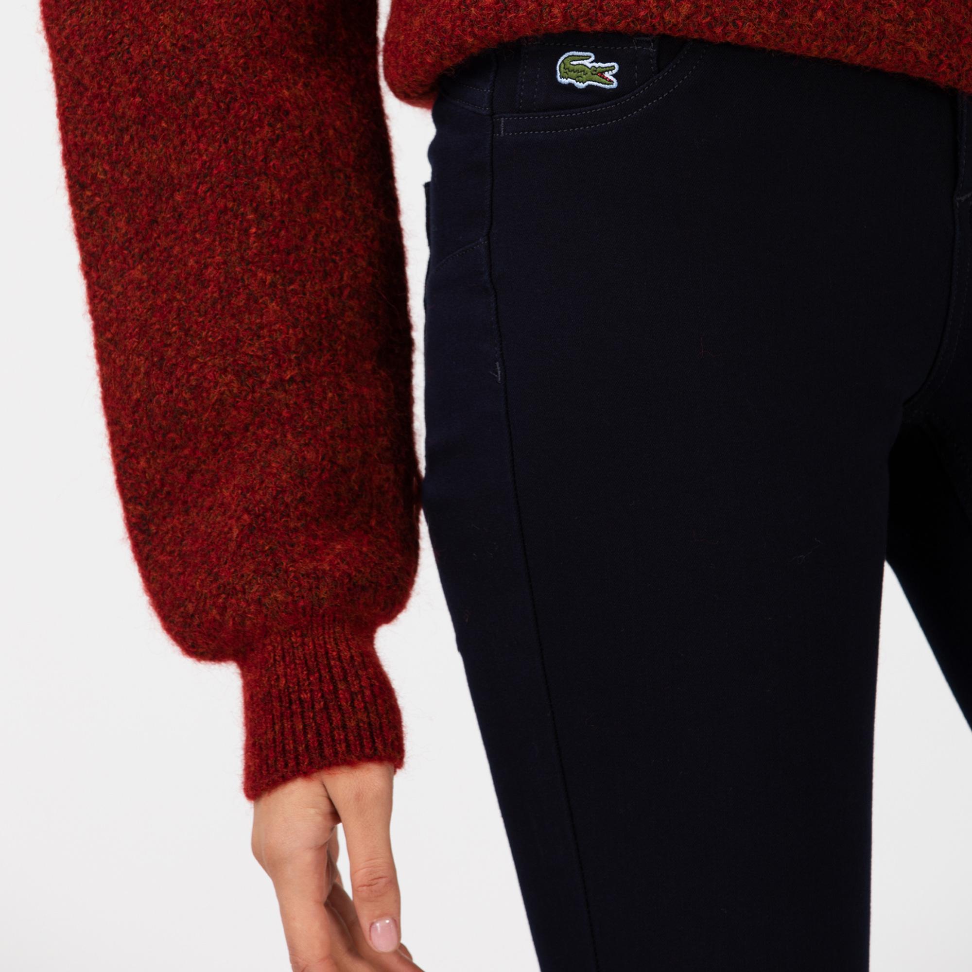 Lacoste Spodnie Damskie Slim Fit