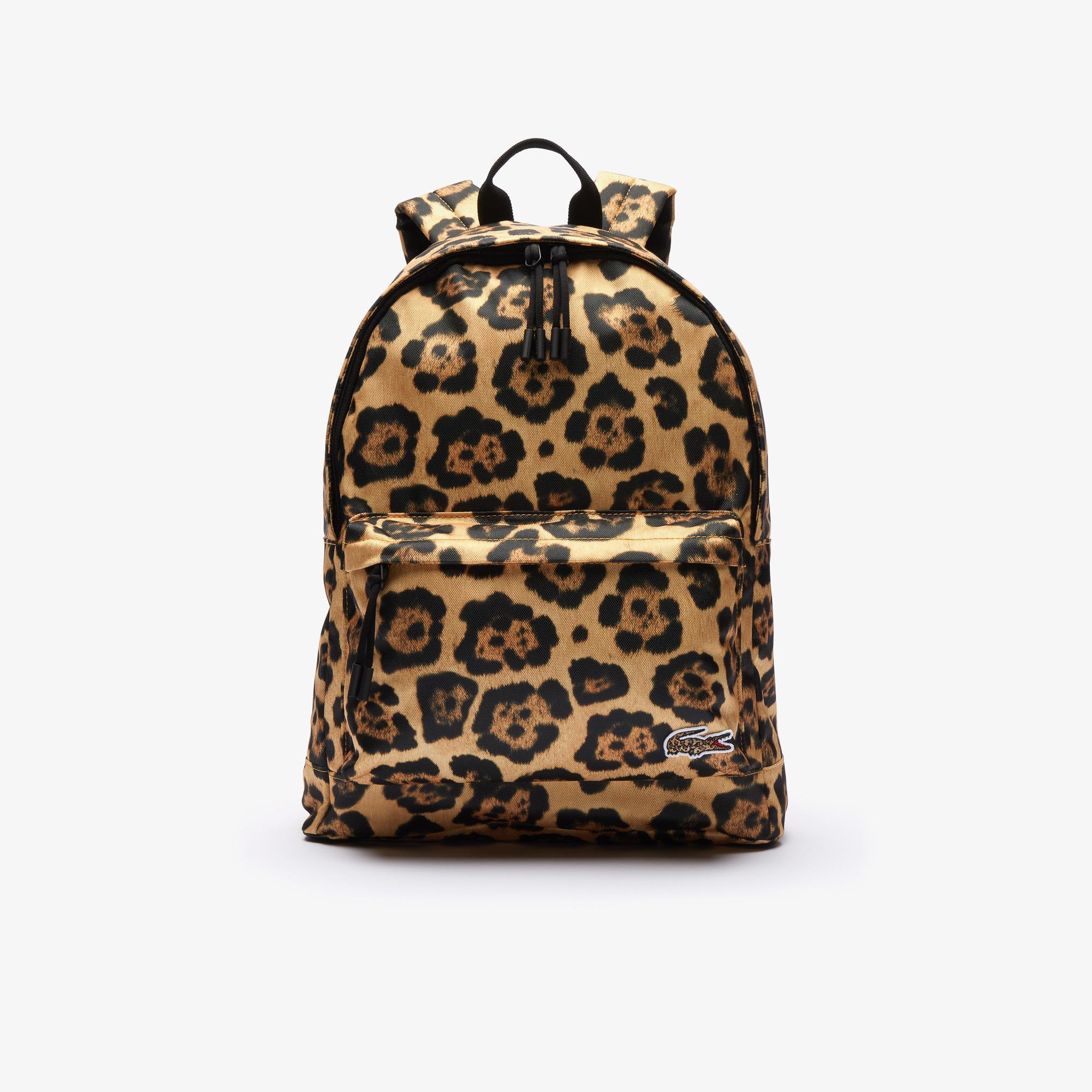 Lacoste x National Geographic X National Geographic Męski Plecak Z Motywem Zwierzęcym