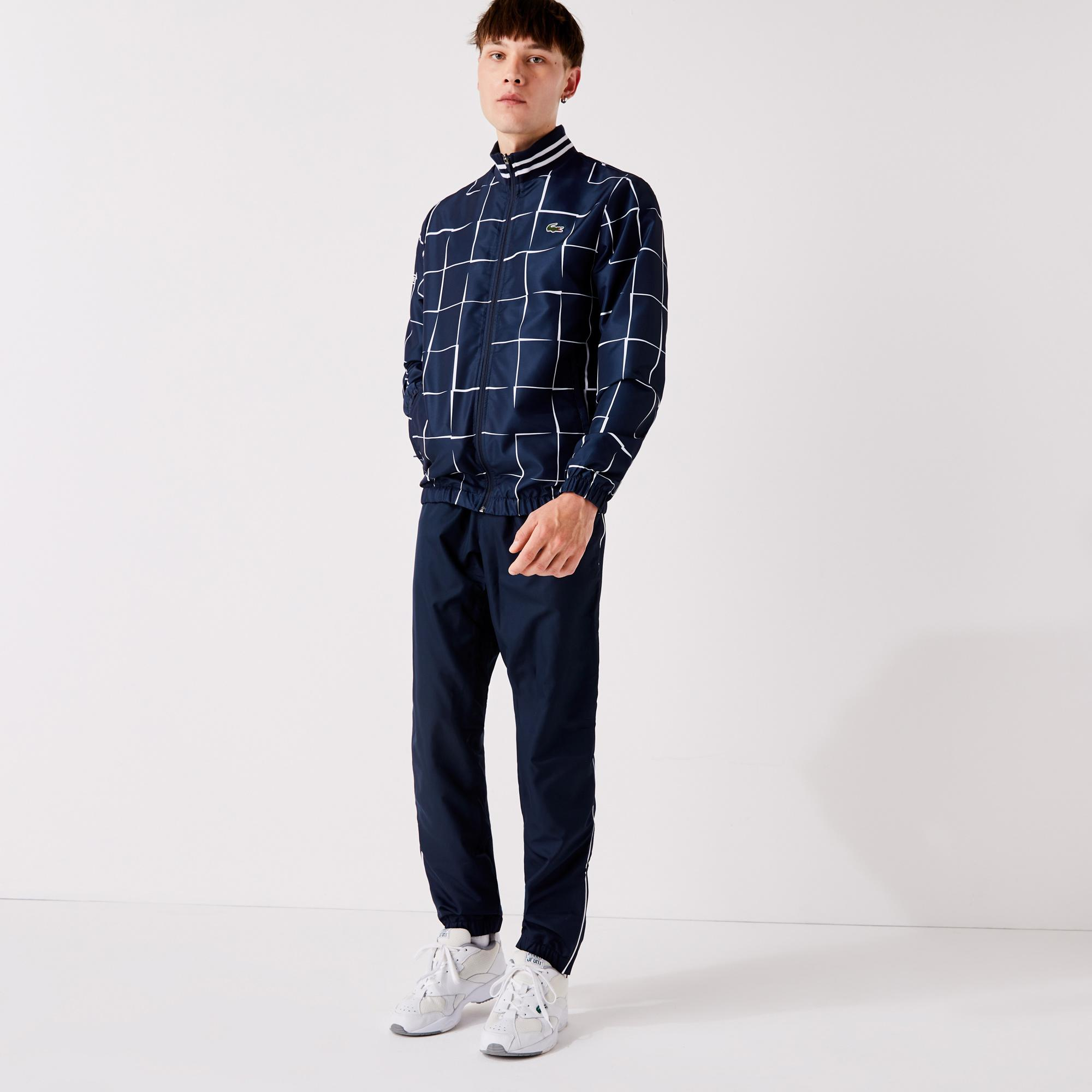 Męskie spodnie dresowe Lacoste