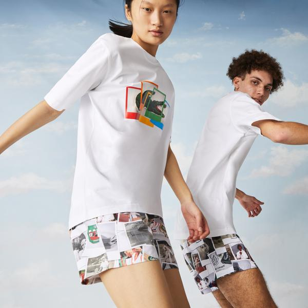 Lacoste L!VE T-shirt męski
