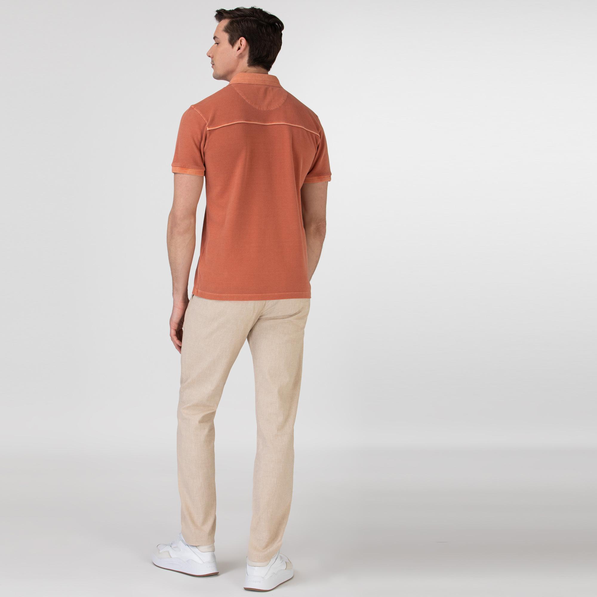 Lacoste Luźne spodnie męskie