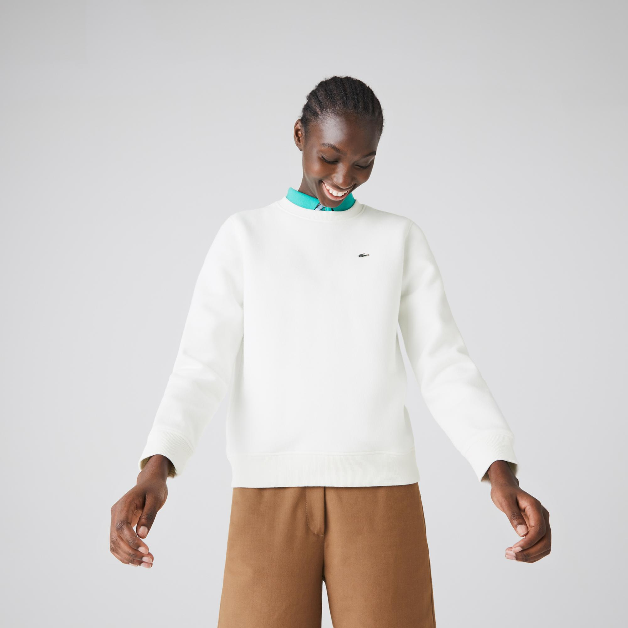 Lacoste Live Damska Polarowa Bluza