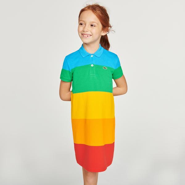 Lacoste Sukienka dziewczęca