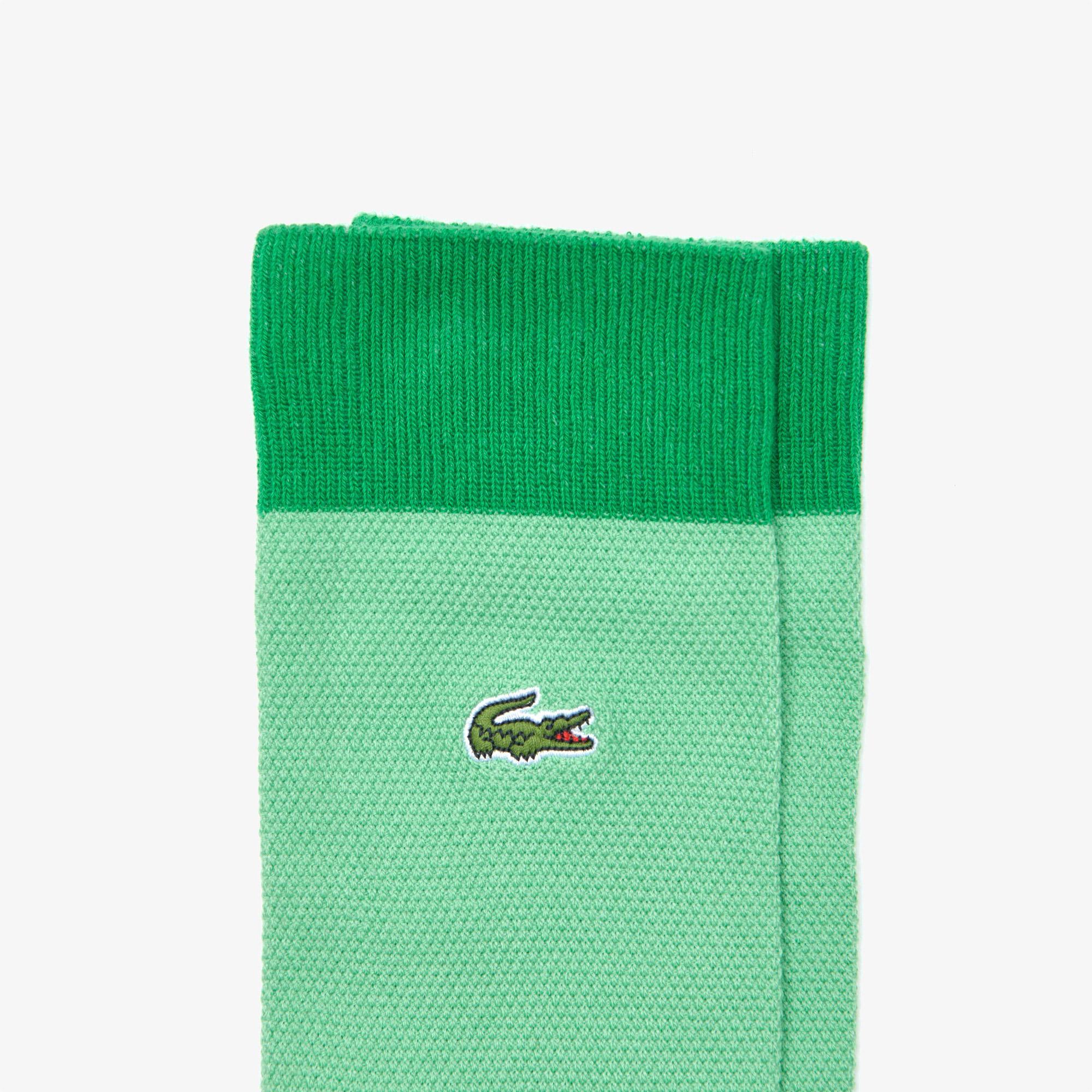 Lacoste Trójpak męskich skarpet z mieszanki bawełny Lacoste