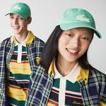 Lacoste L!ve Unisex Yeşil Şapka