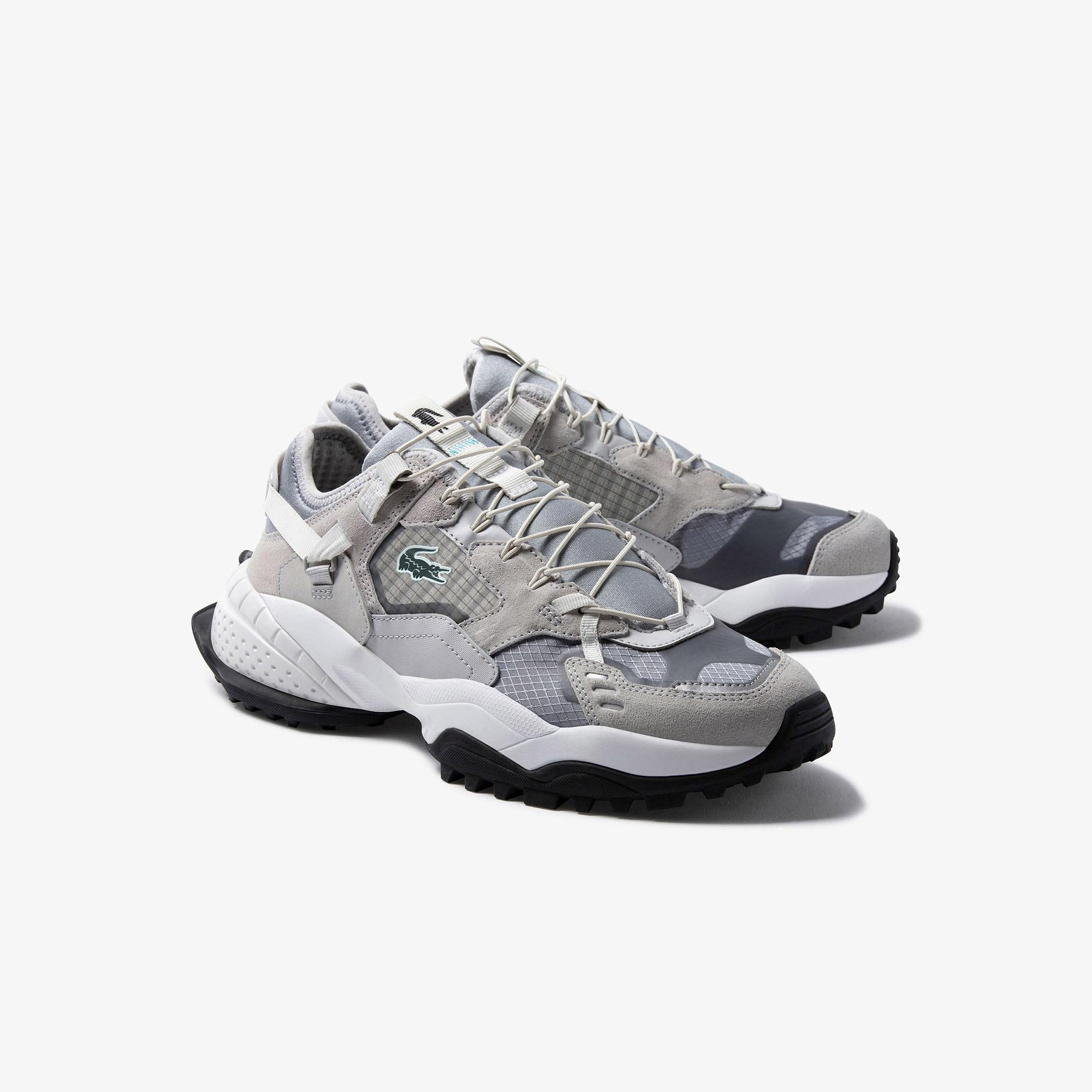 Lacoste Męskie sneakersy skórzane L-Guard Breaker
