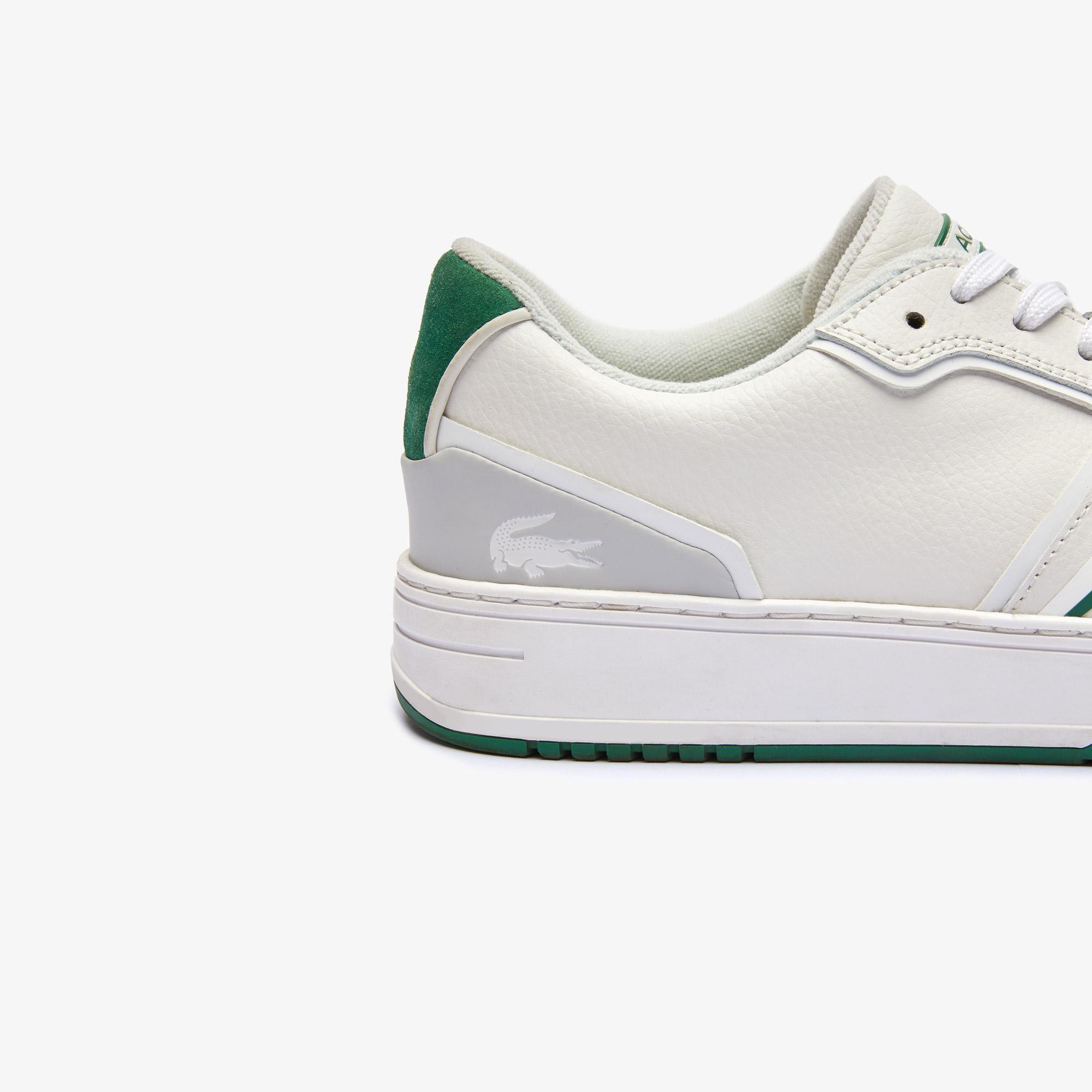 Lacoste Męskie skórzane sneakersy L001