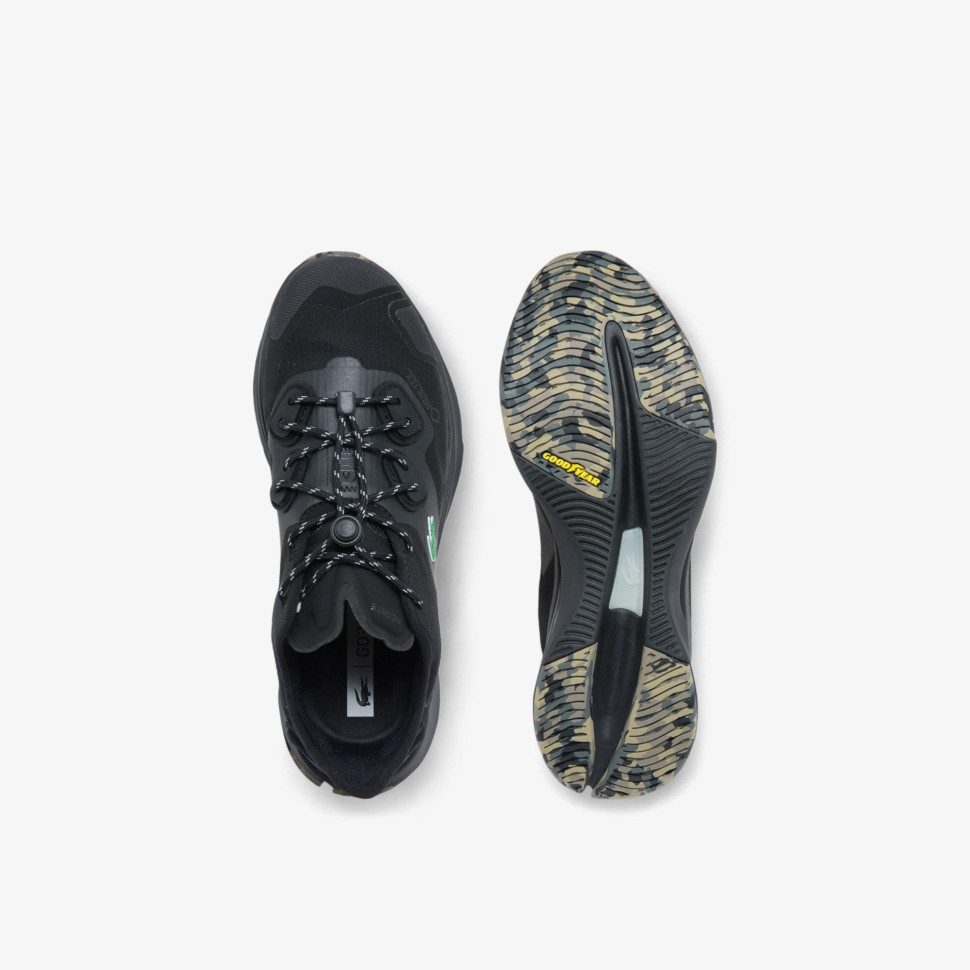 Lacoste Damskie sneakersy tekstylne Run Spin Ultra GTX