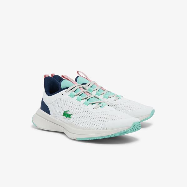 Lacoste Damskie sneakersy tekstylne Run Spin