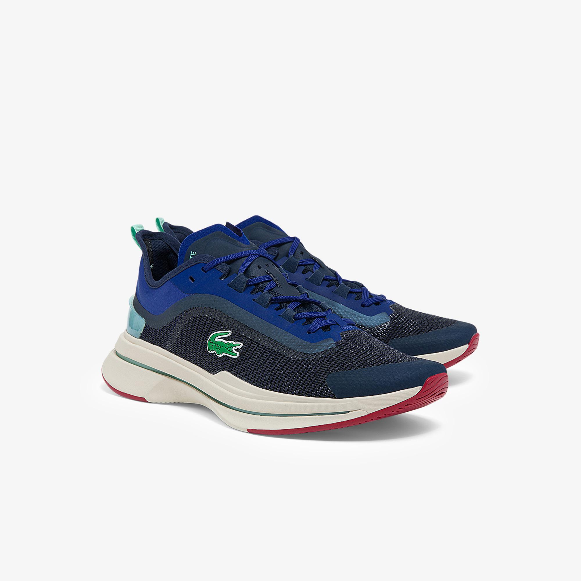 Lacoste Men's Run Spin Ultra Textile Sneakers
