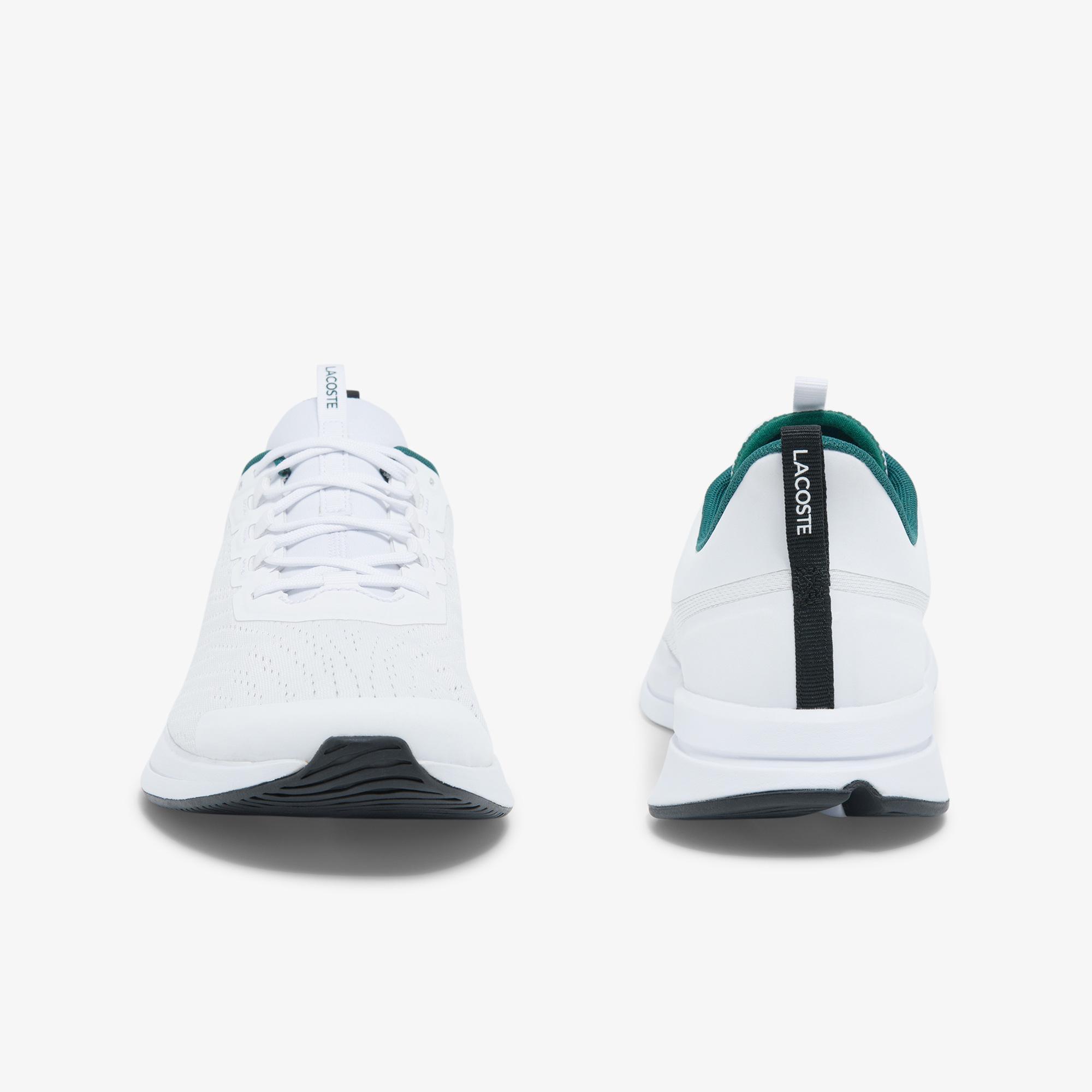Lacoste Męskie sneakersy tekstylne Run Spin